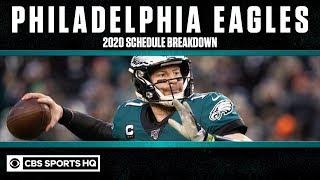 Philadelphia Eagles look to REPEAT AS NFC EAST CHAMPS with 25th toughest schedule | CBS Sports HQ