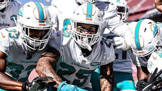 """""""Every time you write us off, that's when we sneak up on you...""""   Dolphins vs. 49ers HIGHLIGHTS"""