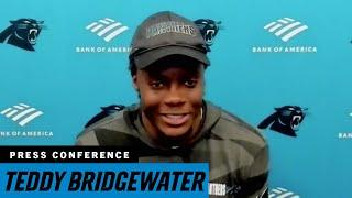 Teddy Bridgewater talks about dismissing the labels
