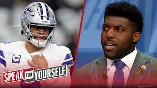 Dak Prescott won't live up to year one based on deal, not talent — Acho | NFL | SPEAK FOR YOURSELF