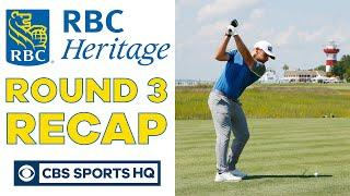2020 RBC Heritage Round 3 Recap: Scores go low as race to win on Sunday heats up   CBS Sports HQ