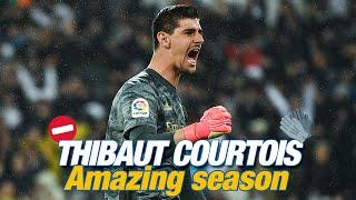 Thibaut Courtois, best Real Madrid saves 2019/20!