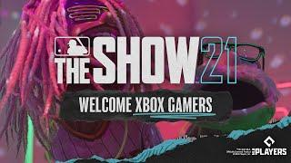 Xbox players, welcome to MLB The Show