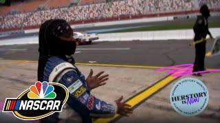 NASCAR drivers reflect on women in motorsports during Women's History Month | Motorsports on NBC