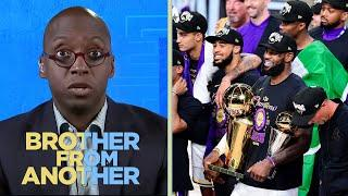 Lakers could be on verge of another dynasty run | Brother from Another | NBC Sports