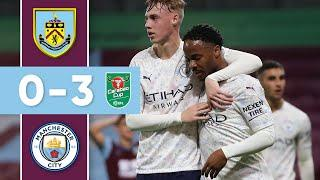 STERLING AND TORRES OFF THE MARK | THE GOALS | Burnley v Manchester City