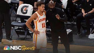 Report: Several Atlanta Hawks players wanted Lloyd Pierce fired | PBT Extra | NBC Sports