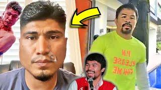 "MIKEY GARCIA SCARED OF MANNY PACQUIAO'S LATEST TRAINING- ""I WANT TO FIGHT THURMAN NEXT!"""