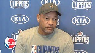 Doc Rivers previews Clippers' Game 7 matchup vs. Nuggets | 2020 NBA Playoffs