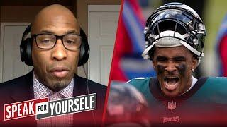 Jalen Hurts will give Eagles a much needed reset against Saints — Bucky | NFL | SPEAK FOR YOURSELF