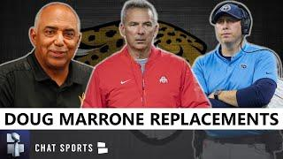 Top 10 Candidates To Replace Doug Marrone As The Next Jacksonville Jaguars Head Coach In 2021