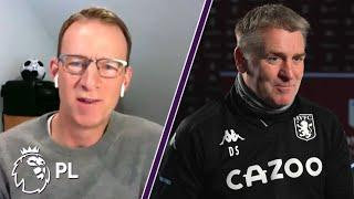 Dean Smith hoping to take Aston Villa to Europe   Inside the Mind with Robbie Mustoe   NBC Sports