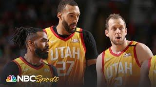 PBT Extra: Why Utah Jazz are legit championship contenders, analyzing All-Star ballots | NBC Sports