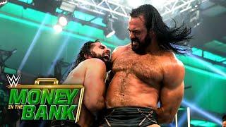 Drew McIntyre sets out to end Seth Rollins' crusade: WWE Money in the Bank 2020
