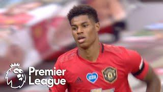 Marcus Rashford nets Manchester United equalizer against Southampton | Premier League | NBC Sports
