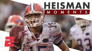 Tim Tebow's Heisman Moment catapulted him into the record books | ESPN College Football