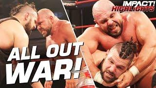 Hard To Kill Comes Early As Elgin & Edwards GO TO WAR! | IMPACT! Highlights Jan 7, 2020