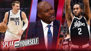 I'm disappointed in my Clippers for underperforming all series — Wiley | NBA | SPEAK FOR YOURSELF