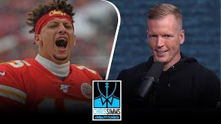 Chris Simms' Top 40 QB Countdown: Patrick Mahomes crowned No 1 | Chris Simms Unbuttoned | NBC Sports