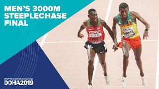 Men's 3000m Steeplechase Final | World Athletics Championships Doha 2019