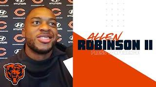Allen Robinson II: Everybody knows what we're here to do | Chicago Bears