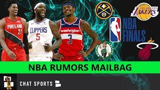 NBA Rumors Mailbag On Montrezl Harrell To Toronto, Bradley Beal Trade, NBA Finals & Hassan Whiteside