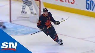 Connor McDavid Becomes 8th Fastest Player To 500 Points With Assist On Puljujärvi Goal