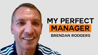 Which attributes make up Brendan Rodgers' Perfect Manager? | My Perfect Manager