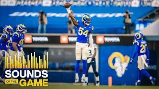 """""""Divisional Game, We Comin' to Win!"""" Rams vs. Seahawks (Week 10)   Sounds of the Game"""
