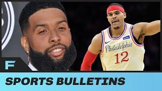 Tobias Harris CALLS OUT Odell Beckham's Tweet To Stay SILENT During George Floyd Protests!
