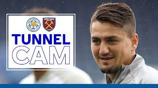 Tunnel Cam | Leicester City vs. West Ham United | 2020/21