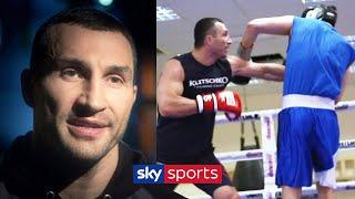 How Wladimir Klitschko trained for his EPIC fight with Anthony Joshua   Behind The Ropes