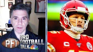 PFTPM: Breaking down Mahomes' deal, DeSean Jackson's controversial posts (FULL EPISODE) | NBC Sports