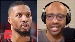 Reacting to Damian Lillard leading the Blazers to a 6th-straight win | KJZ