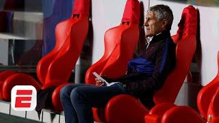 Barcelona's embarrassing UCL loss reportedly the end for Quique Setien | ESPN FC