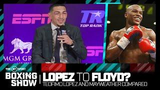 Is Teofimo Lopez the new Floyd Mayweather? The BT Sport Boxing Show assess the claim