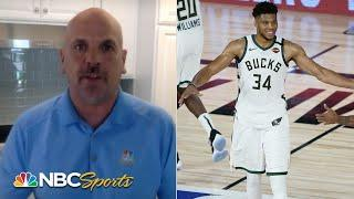 PBT Extra: What's next for Giannis, Bucks; Celtics, Heat on rise as playoffs intensify | NBC Sports