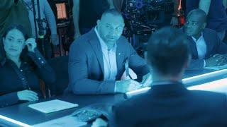 """Batista takes you behind the scenes of """"My Spy"""""""