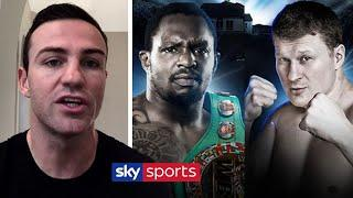 Final Predictions for Dillian Whyte vs Alexander Povetkin!   With Matthew Macklin & Johnny Nelson