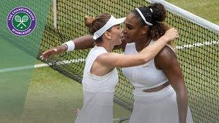 Simona Halep vs Serena Williams | Wimbledon 2019 Final (Full Match)