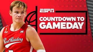 Talking with Texas Tech's Mac McClung and can anyone beat Gonzaga? | Countdown to GameDay