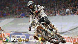 Highlights and analysis: Supercross Round 4 at Indy | Motorsports on NBC