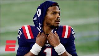 Does Cam Newton have what it takes to remain the Patriots' QB?   Keyshawn, JWill and Zubin