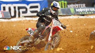 Top-10 Supercross moments from the 2021 season (so far) | Motorsports on NBC