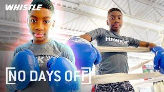 12-Year-Old Boxing PHENOM | Future Olympic Champ?