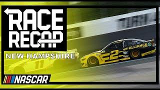 Bad Brad smokes the field at New Hampshire Motor Speedway | NASCAR Cup Series Race Recap
