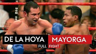 Oscar De La Hoya dismantles Ricardo Mayorga after intense trash talk in build-up | Fight Rewind