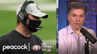 What's next for New York Jets after firing Adam Gase? | Pro Football Talk | NBC Sports