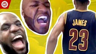 LeBron James Impressions | 2018 Compilation
