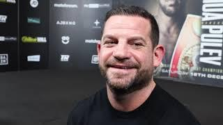 'PULEV COMPLETELY LOST IT. HIS HEAD IS GONE' - SPENCER OLIVER REACTION TO JOSHUA-PULEV WEIGH IN BEEF